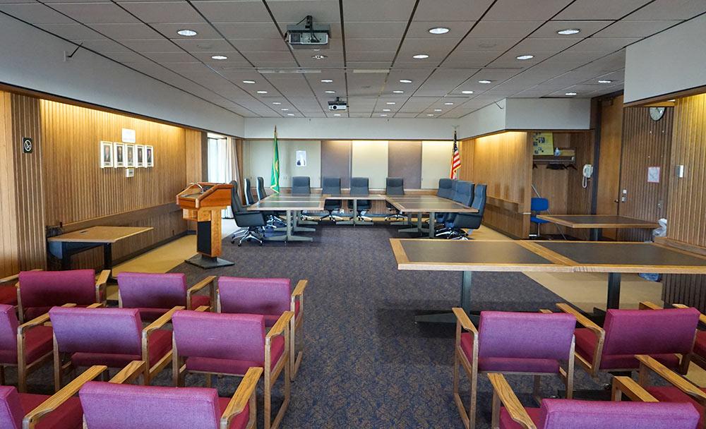 Venues 187 Administrative Services